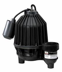 1/3 HP Effluent Pump - Thermoplastic