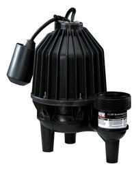 1/2 HP Thermoplastic Sewage Pump