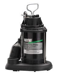 1/2 HP Thermoplastic Sump Pump