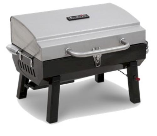 Char-Broil® Stainless Steel Table Top Gas Grill at Menards®