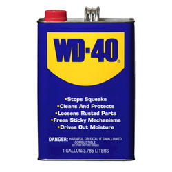 WD-40® Lubricant (1 Gallon)