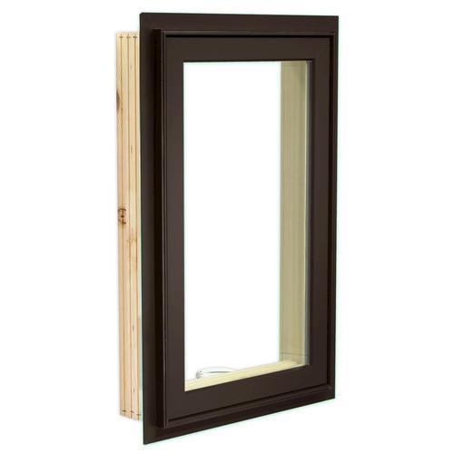 Crestline Acclaim Fiberglass Clad Wood Casement With Zo E