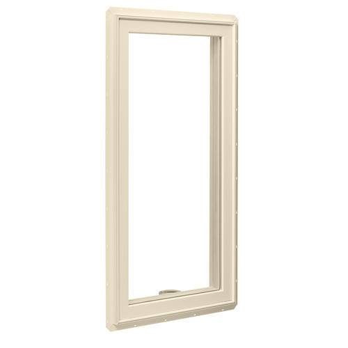 Crestline 500 vinyl clad wood casement window w zo e 5 for New construction wood windows