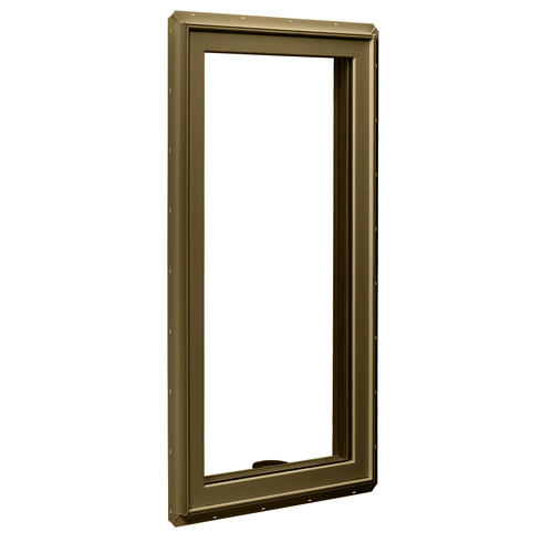Crestline 500 vinyl clad wood casement window w zo e 5 for Vinyl casement windows