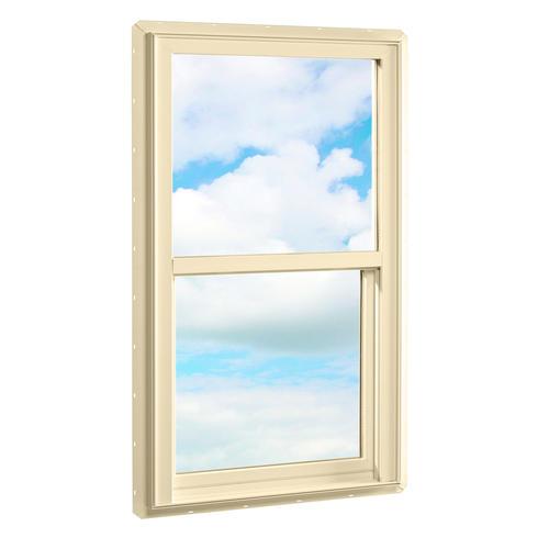 Crestline 250 Vinyl Single Hung Window W Zo E5 Glass At