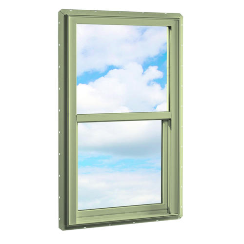 Crestline 250 Vinyl Single Hung Window W Zo E5 Glass At