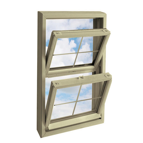 crestline vinyl pocket replacement double hung window zo e5 glass w gia at menards. Black Bedroom Furniture Sets. Home Design Ideas