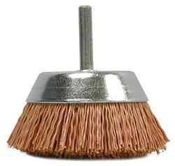 "Vortec 3"" Nylon Cup Brush"