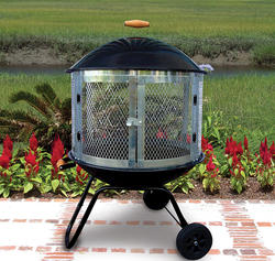 "Backyard Creations™ 28"" Portable Fire Pit"