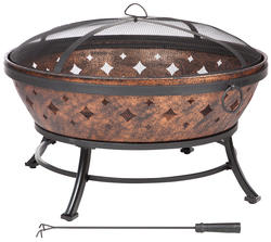 "Backyard Creations™ 35"" Round Fire Pit"