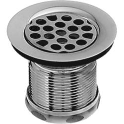 Westbrass Jr Drain w/Washers, Nuts and Gaskets