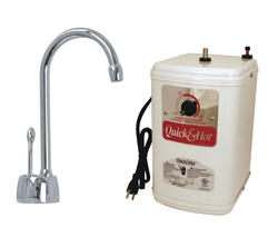 Westbrass Velosah Single Handle Hot Water Dispenser & Heating Tank