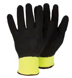 High-Visibility Coated Gloves