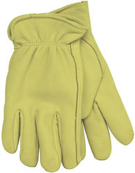 Lined Grain Deerskin Leather Glove - XX-Large