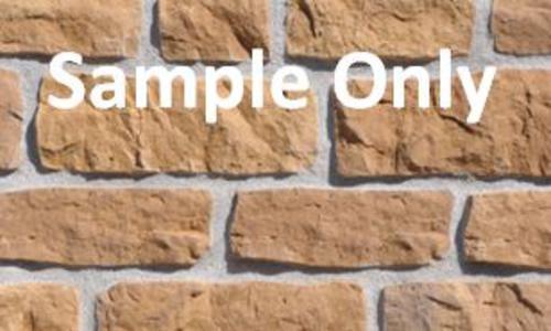 Stone Master 174 Stone Veneer Siding Sample Approximately 1
