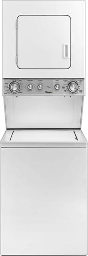 Whirlpool 174 24 Quot W Combination Washer And Electric Dryer At