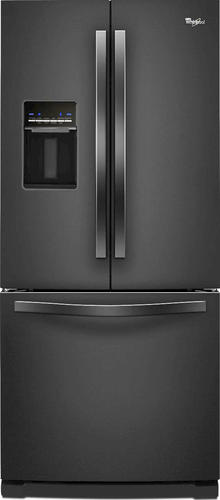 Whirlpool Cu Ft French Door Refrigerator At Menards