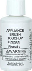 Whirlpool® Biscuit Appliance Brush Touchup Paint - 0.6 fl. oz.