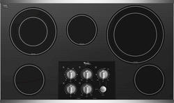 "Whirlpool Gold® 36"" Built-In Smoothtop Electric Cooktop"