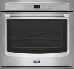 """Maytag® 30"""" Electric Single Wall Oven - 5.0 cu. ft. capacity"""