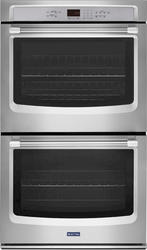 """Maytag® 27"""" Electric Double Wall Oven - 4.3 cu. ft. capacity"""