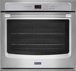 "Maytag® 27"" Electric Single Wall Oven - 4.3 cu. ft. capacity"
