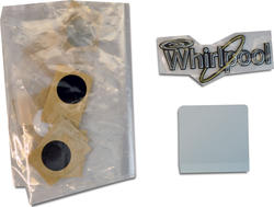 Whirlpool® Refrigerator and Top-Freezer Door Reversal Kit