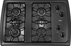"Whirlpool® 30"" Built-In Gas Cooktop"