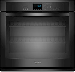 "Whirlpool® 30"" Single 5 cu. ft. Electric Wall Oven with SteamClean Option"