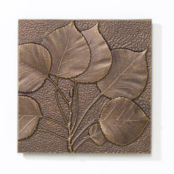 Whitehall Antique Copper Aspen Leaf Wall Decor