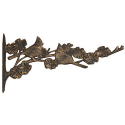 Whitehall Oil-Rubbed Bronze Cardinal Nature Hook