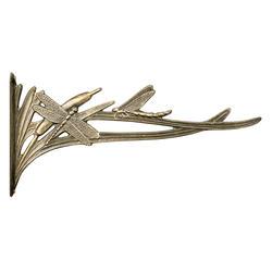 Whitehall Copper Verdigris Dragonfly Nature Hook