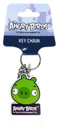 Angry Birds® Rubber Key Ring - Minion Pig
