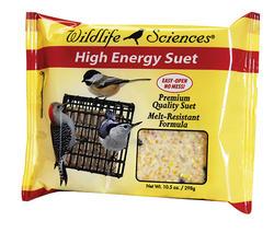 Wildlife Sciences High Energy Suet - 10.5 oz.