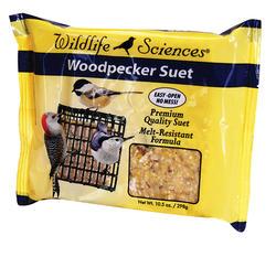 Wildlife Sciences Woodpecker Suet - 10.5 oz.