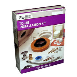 Toilet Installation Kit-Wall