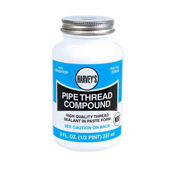 8 fl. oz. Pipe Compound