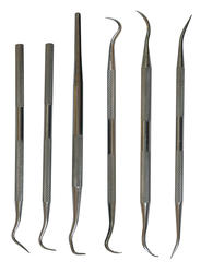 Tool Shop® 6-Piece Stainless Steel Pick Set