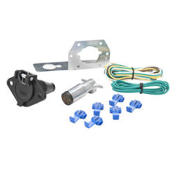 towsmart 6 way connector kit at menards 174