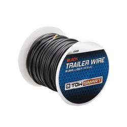 TowSmart 100' x 1mm Black Trailer Wire