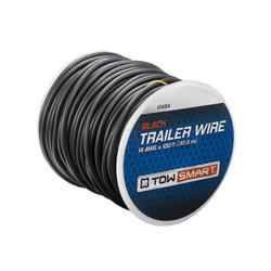 TowSmart 100' x 2mm Black Trailer Wire