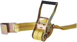 SmartStraps® 25' Yellow Ratchet Down with Hook
