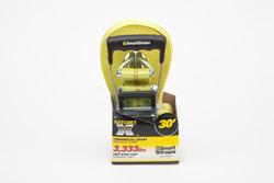 SmartStraps® 30' Yellow Padded Ratchet X Strap