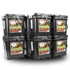 Wise Company 600-Serving Meat Bucket Package