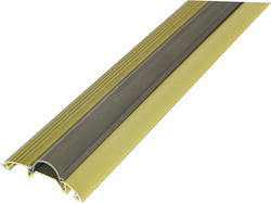 WJ Dennis Gold Economy Aluminum & Vinyl Threshold Weatherstrip