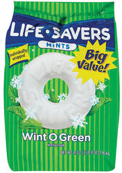 Life Savers® Wint O Green Hard Candy - 41 oz.