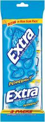 Extra® Peppermint Gum - 3 pk.
