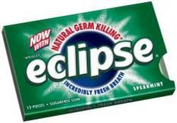 Eclipse® Spearmint Gum
