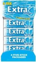 Extra® Peppermint Gum - 4 pk.