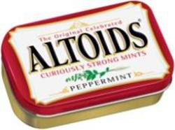 Altoids® Peppermint Mints